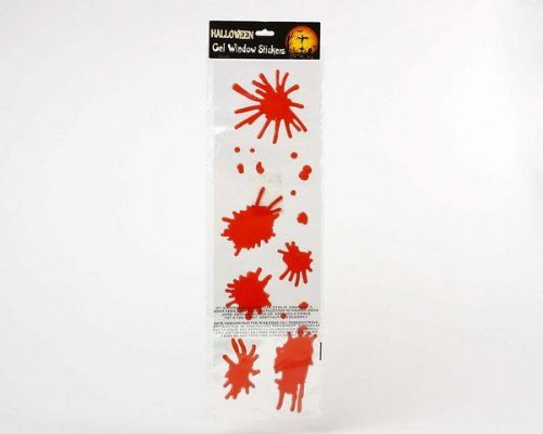 Blood Red Stains Decorative 53 x 15cm Decoration